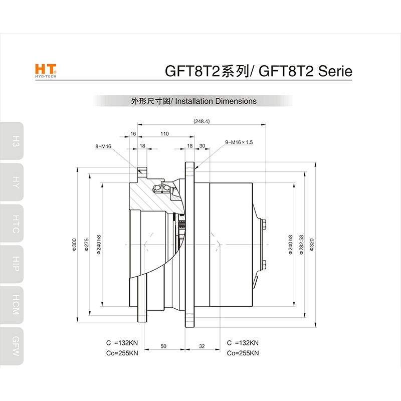 GFT8T2系列