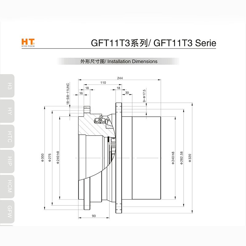 GFT11T3系列
